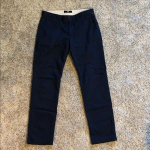Vans Blue Chino Pants